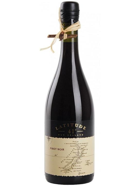 Вино Latitude 41 Pinot Noir 2016 0.75 л