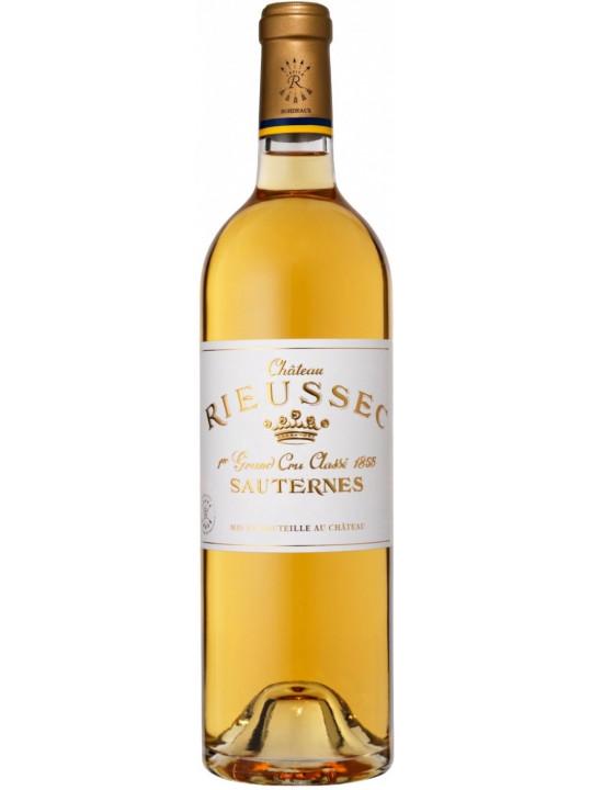 Вино Chateau Rieussec, Sauternes AOC 1-er Grand Cru Classe 2011 0.75 л