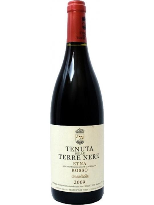 Вино Tenuta delle Terre Nere, Guardiola, Etna DOC 2009 0.75 л