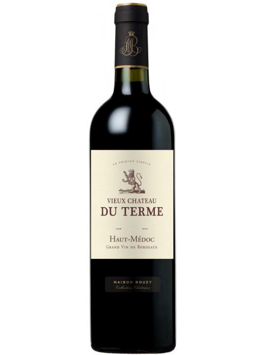 Вино Vieux Chateau du Terme, Haut-Medoc AOC 2010 0.75 л