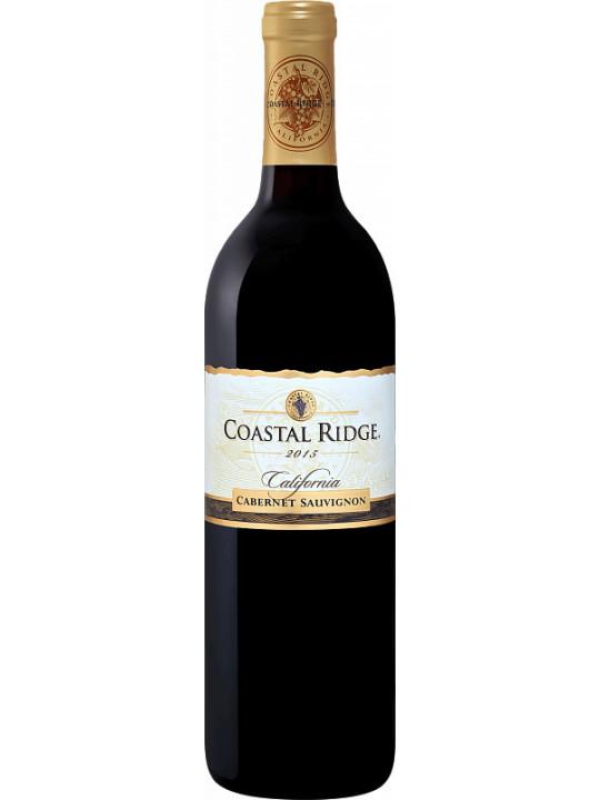 Вино Coastal Ridge, Cabernet Sauvignon 2015 0.75 л