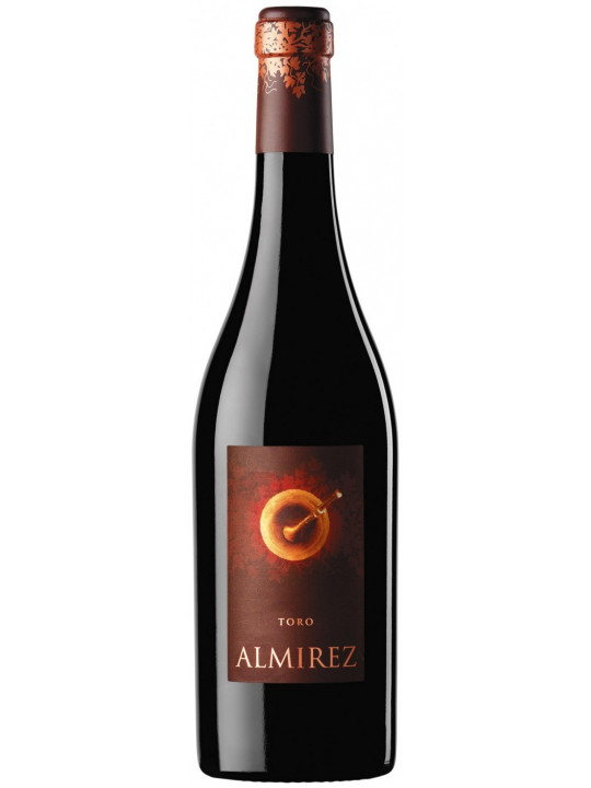 Вино Teso la Monja, Almirez, Toro DO 2015 0.75 л