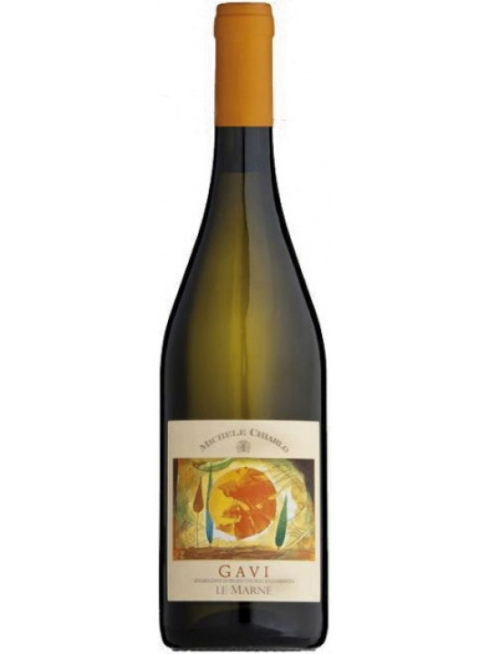 Вино Michele Chiarlo, Gavi DOCG Le Marne 2010 0.75 л
