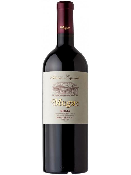 Вино Muga, Reserva Seleccion Especial, Rioja DOC 2012 0.75 л