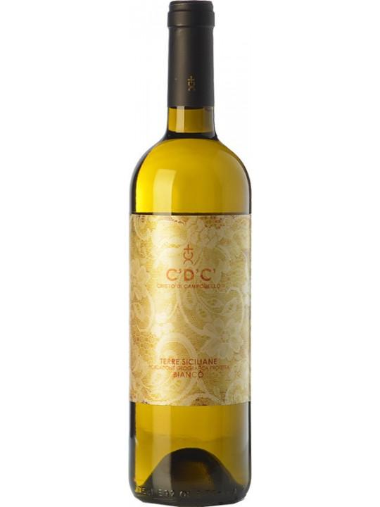 Вино Baglio del Cristo di Campobello, C'D'C' Bianco, Sicilia IGP 0.75 л