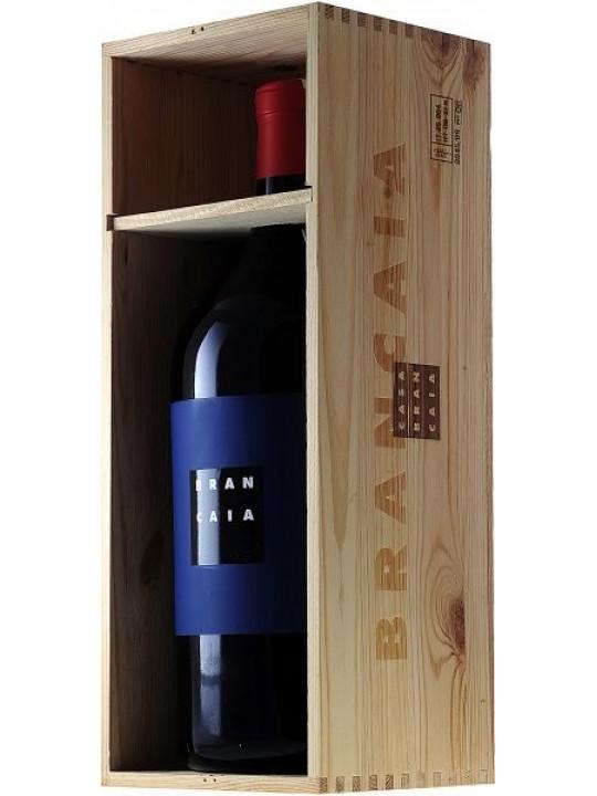 Вино Brancaia, il Blu, Rosso di Toscana IGT, wooden box 2009 3 л