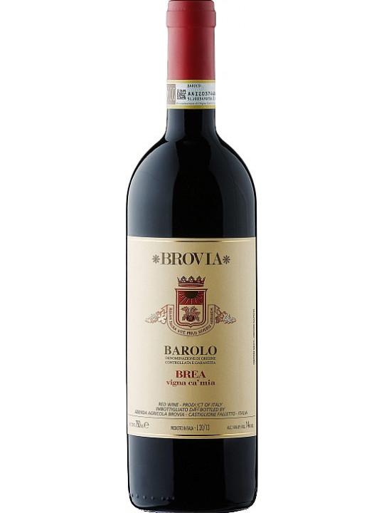 Вино Brovia, Brea Vigna Ca'Mia, Barolo DOCG 2009 0.75 л