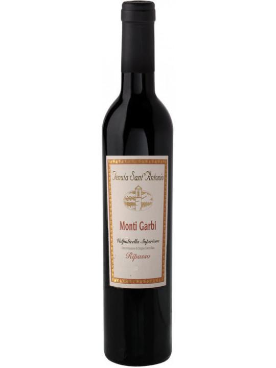 Вино Tenuta Sant'Antonio, Monti Garbi, Valpolicella Superiore DOC Ripasso 2008 0.375 л