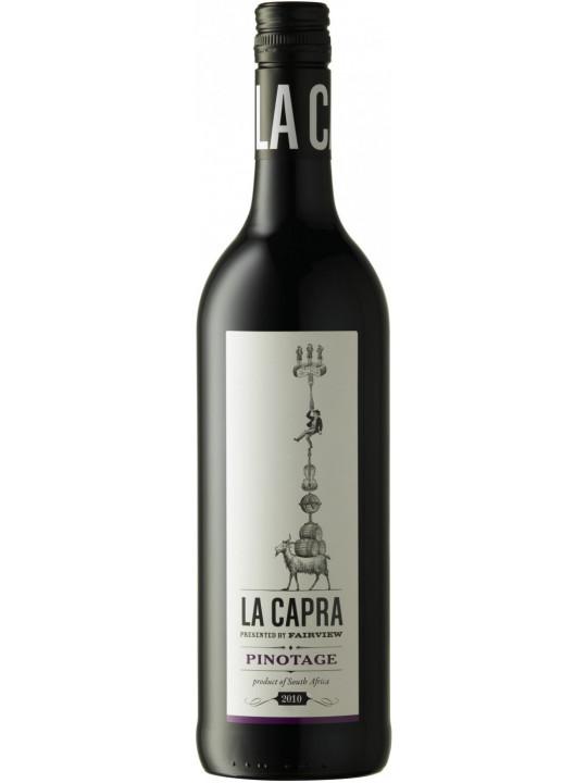 Вино Fairview, La Capra Pinotage 2010 0.75 л