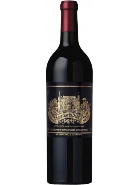 Вино Chateau Palmer Margaux AOC 3-me Grand Cru Classe 2001 0.75 л