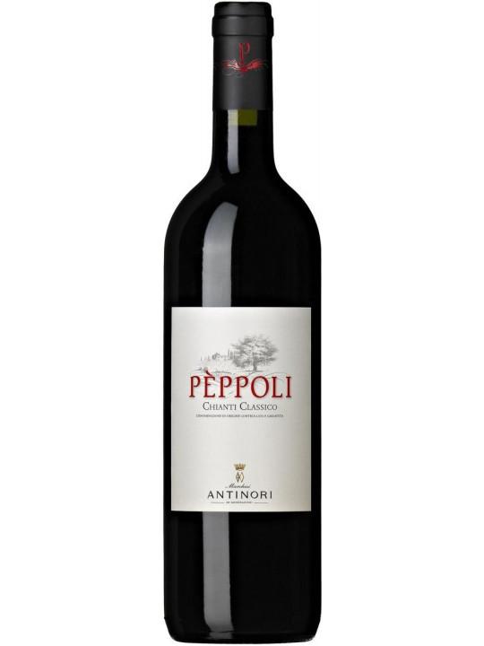 Вино Peppoli, Chianti Classico DOCG 2014 0.75 л