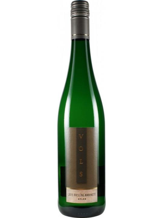Вино Vols, Ayler Riesling Kabinett Feinherb 2015 0.75 л