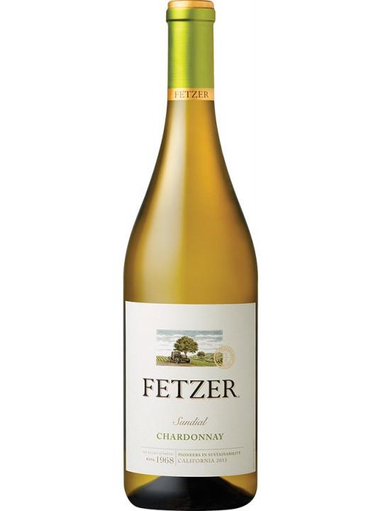 Вино Fetzer, Chardonnay Sundial 2016 0.75 л