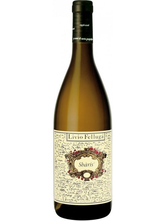 Вино Livio Felluga, Sharis delle Venezie IGT 2014 0.75 л