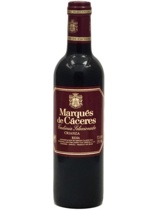 Вино Marques de Caceres, Crianza 2008 0.375 л