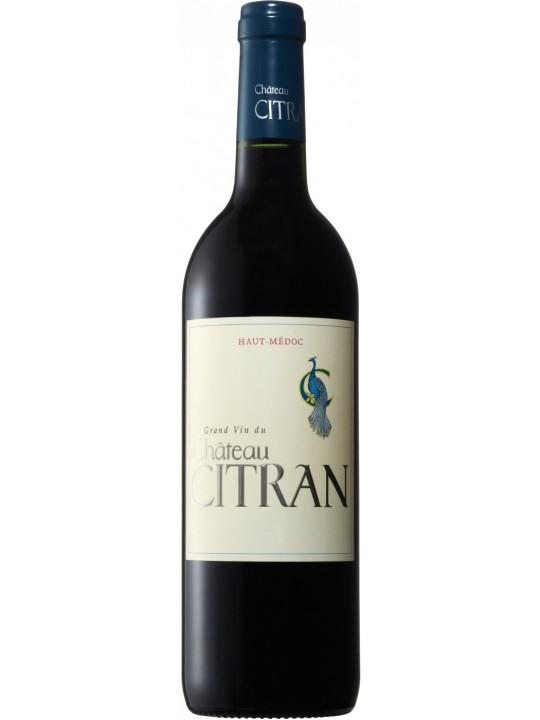 Вино Chateau Citran Haut-Medoc AOC Cru Bourgeois 1996 1.5 л