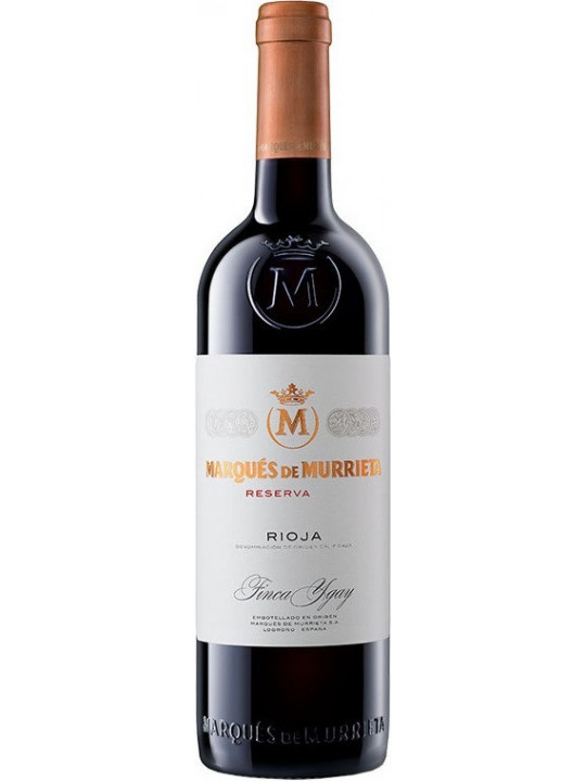 Вино Marques de Murrieta, Reserva 2014 0.75 л