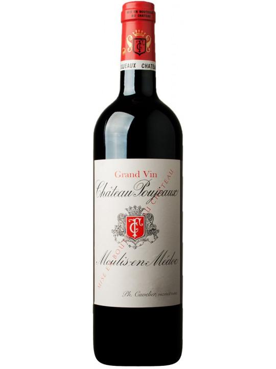 Вино Chateau Poujeaux, Moulis-en-Medoc AOC Cru Bourgeois 2006 0.75 л