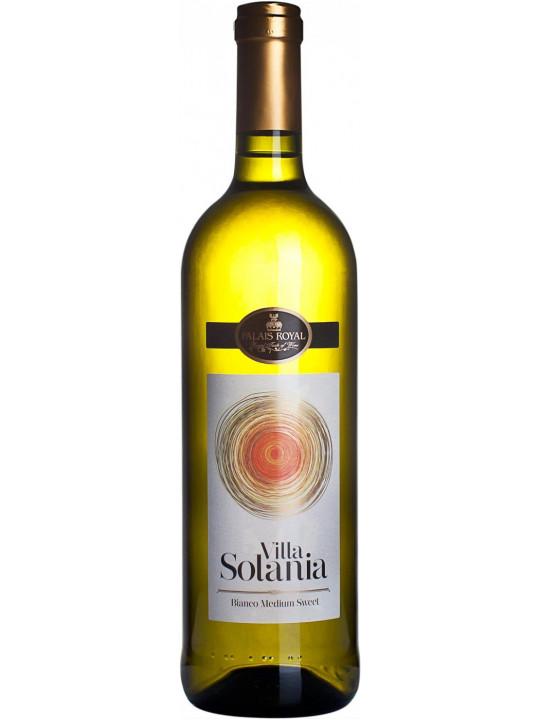 Вино Villa Solania Bianco Medium Sweet 2012 0.75 л