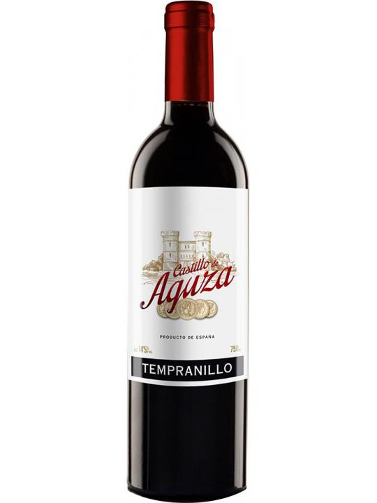 Вино Castillo de Aguza, Castilla La Mancha VdT 0.75 л