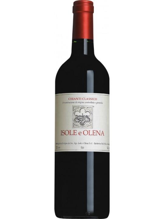 Вино Isole e Olena, Chianti Classico DOCG 2013 0.375 л