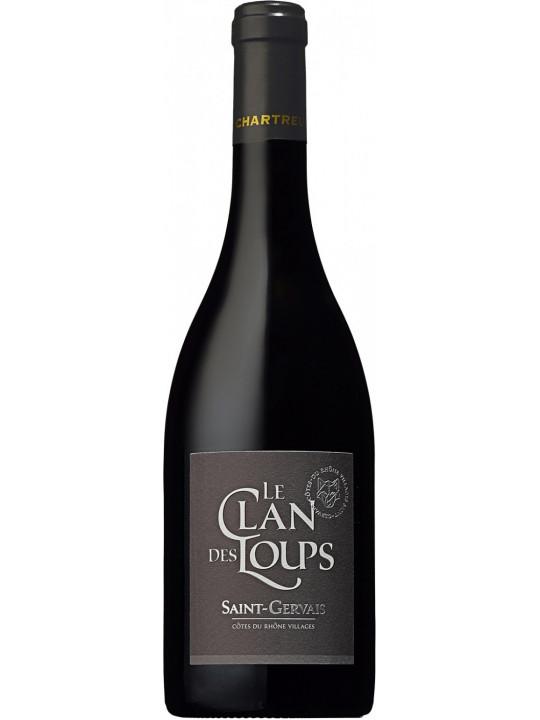 Вино Le Clan des Loups Saint Gervais, Cotes du Rhone Villages AOP 2016 0.75 л
