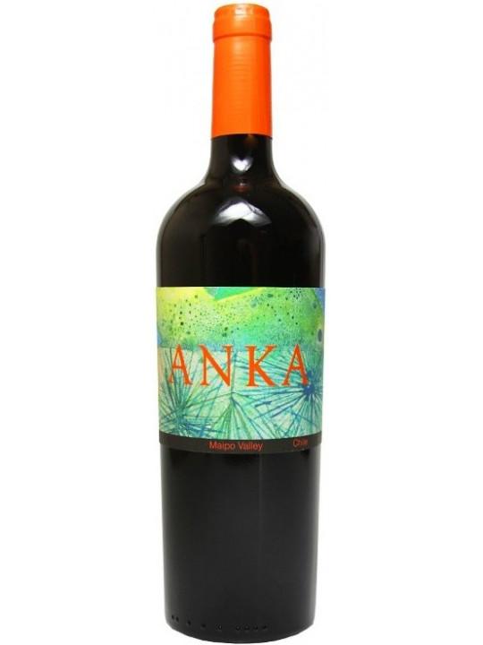 Вино Clos Quebrada De Macul, Anka Pargua 2009 0.75 л
