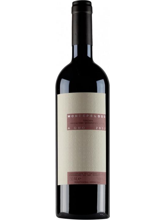 Вино Montepeloso, A Quo, Toscana IGT 2012 1.5 л