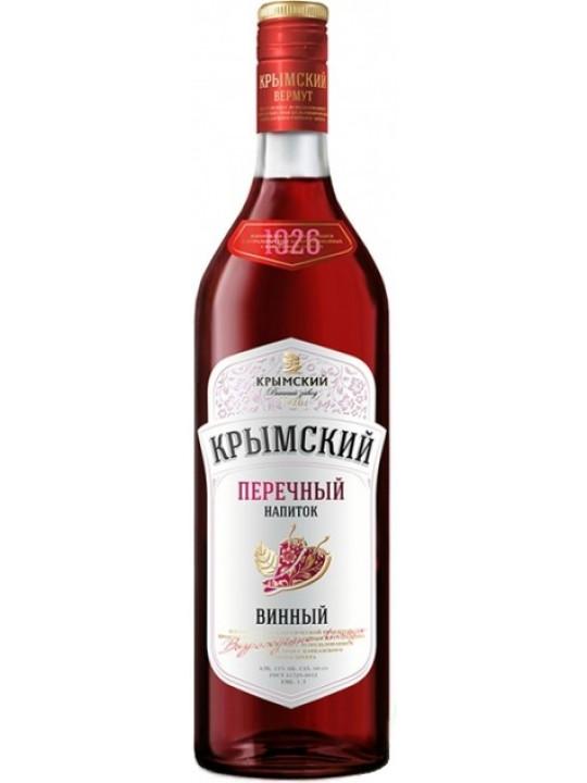 Вермут Крымский Перечный 0.75 л