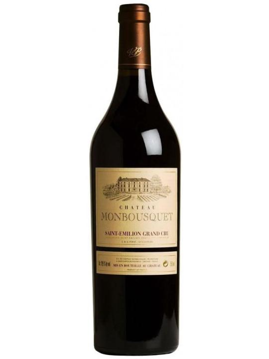 Вино Chateau Monbousquet, St. Emilion Grand Cru AOC 2001 0.75 л