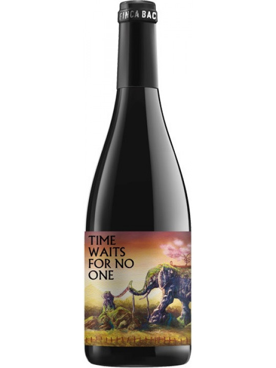 Вино Finca Bacara, Time Waits For No One Monastrell, Jumilla DOP (Elephant Label) 0.75 л
