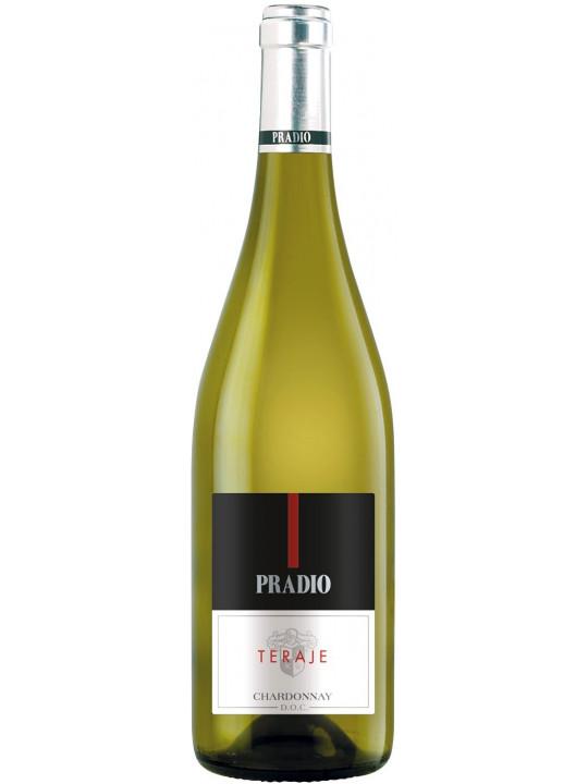 Вино Teraje Chardonnay, Friuli Grave DOC 2016 0.75 л