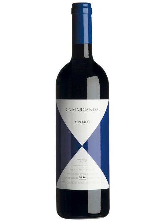 Вино Gaja, Promis, Ca Marcanda, Toscana IGT 2012 0.75 л