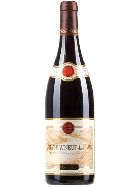 Вино E. Guigal, Chateauneuf-du-Pape Rouge 2005 0.75 л
