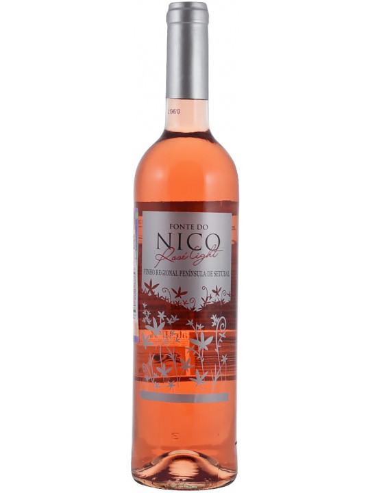 Вино Pegoes, Fonte do Nico Rose Light 0.75 л