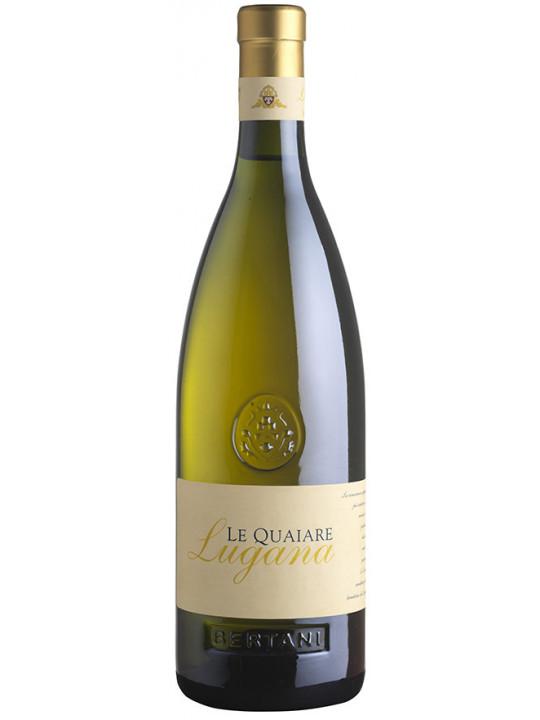Вино Bertani, Le Quaiare Lugana, Lugana DOC 2011 0.75 л