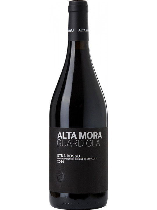 Вино Alta Mora Guardiola, Etna Rosso DOC 2014 0.75 л