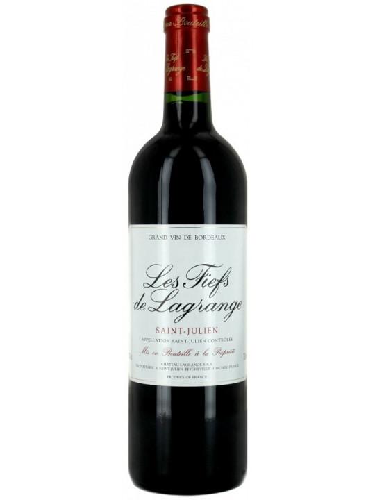 Вино Les Fiefs de Lagrange, Saint-Julien AOC 2007 0.75 л