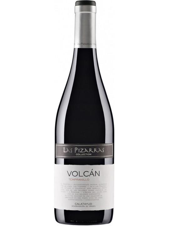 Вино Las Pizarras Collection, Volcan, Calatayud DO 0.75 л