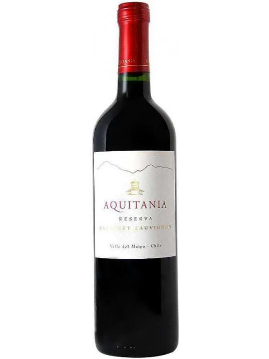 Вино Aquitania Reserva 2009 0.75 л