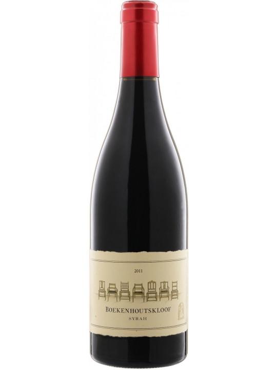 Вино Boekenhoutskloof Syrah 2011 0.75 л