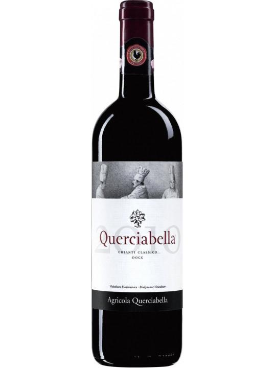 Вино Querciabella, Chianti Classico DOCG 0.75 л