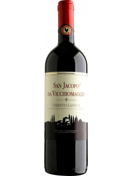 Вино Castello Vicchiomaggio, San Jacopo Chianti Classico DOCG 2010 0.75 л