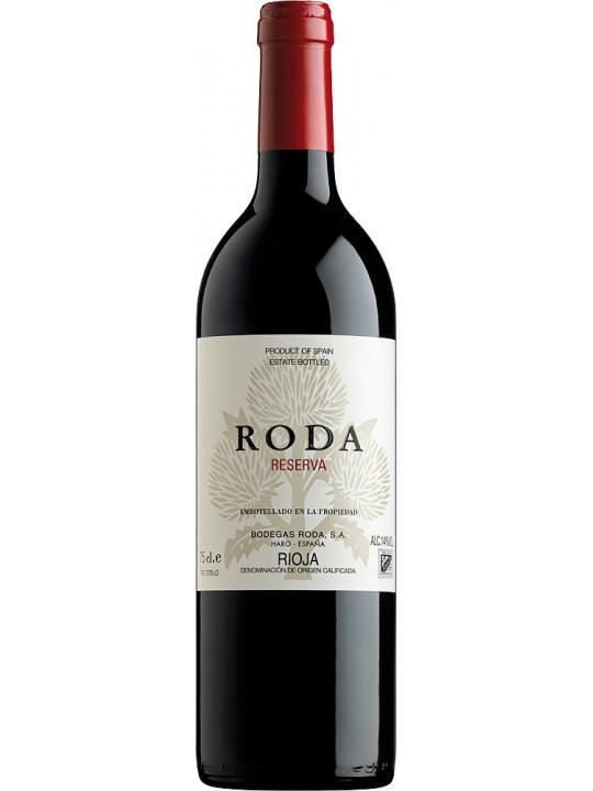 Вино Roda Reserva, Rioja DOC 2012 0.75 л