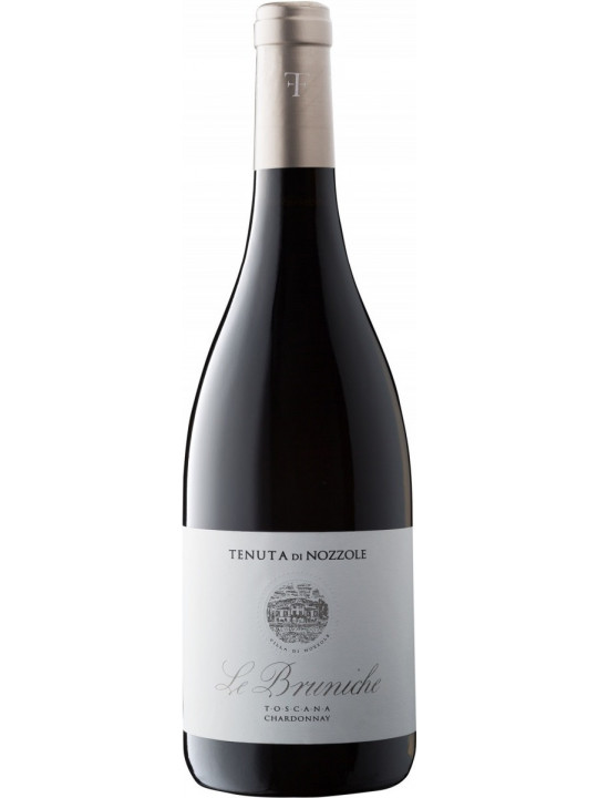 Вино Tenuta di Nozzole, Le Bruniche Chardonnay, Toscana IGT 2016 0.75 л