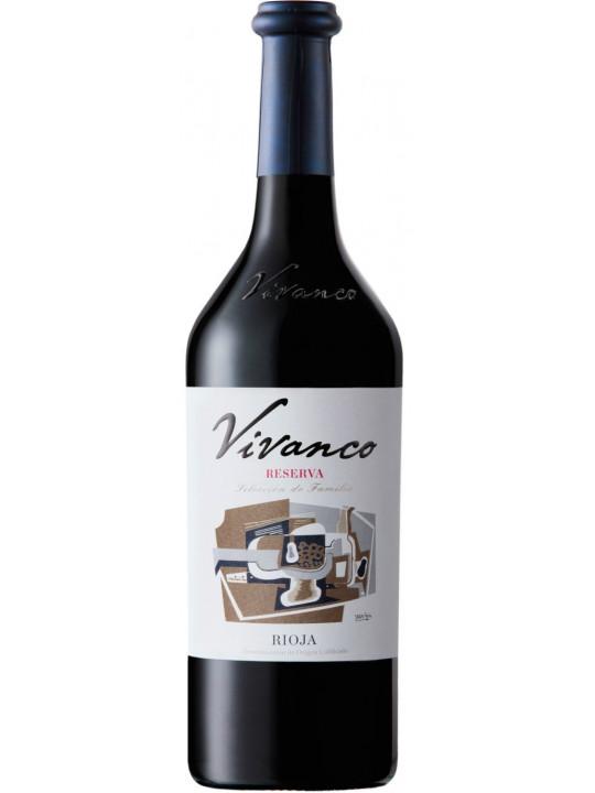Вино Vivanco, Reserva, Rioja DOC 2011 0.75 л