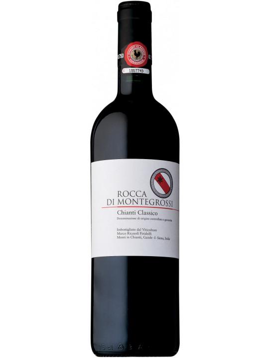 Вино Rocca di Montegrossi, Chianti Classico DOCG 2008 0.375 л
