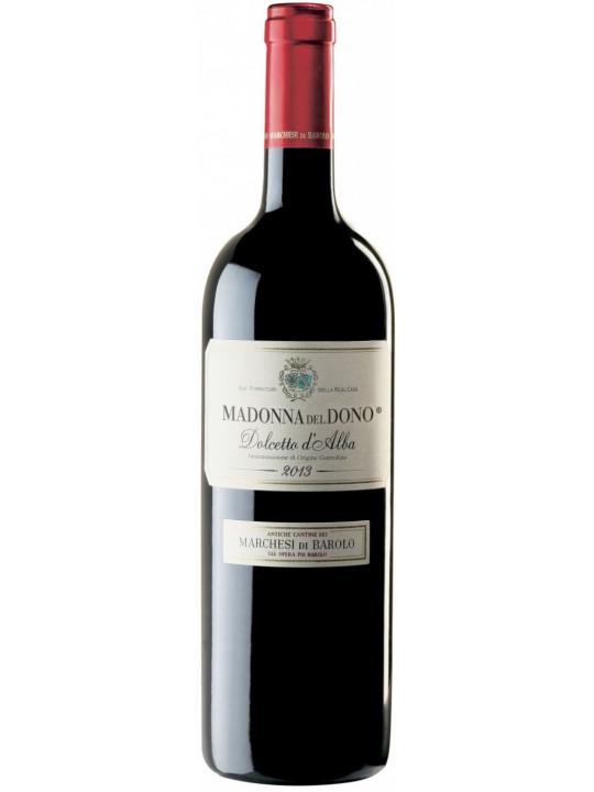 Вино Marchesi di Barolo, Madonna del Dono, Dolcetto d'Alba DOC 2013 0.75 л