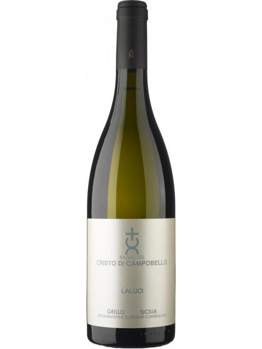 Вино Baglio del Cristo di Campobello, Laluci, Sicilia DOC 2015 0.75 л