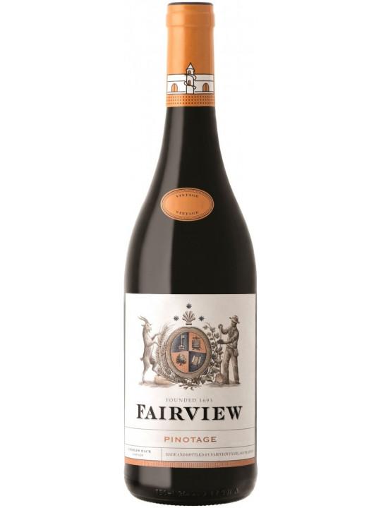 Вино Fairview, Pinotage 2016 0.75 л